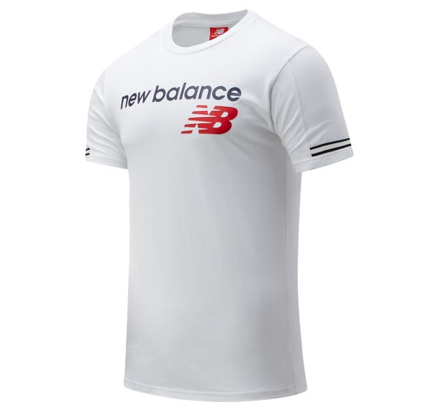 Men's NB Athletics Heritage Tee