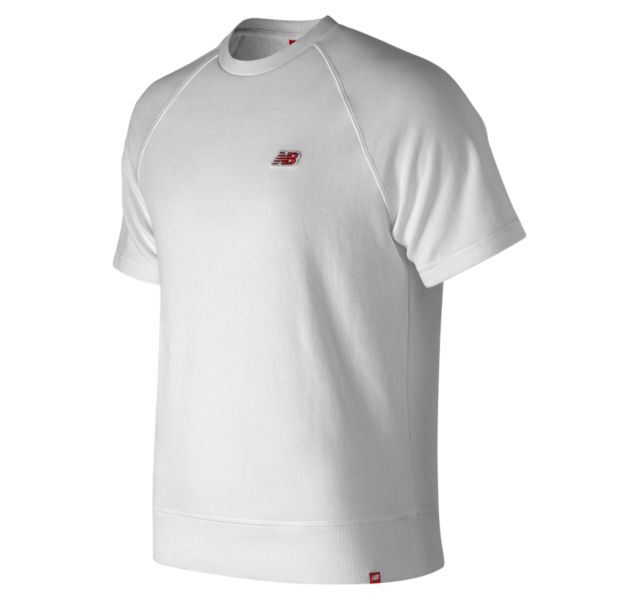 Men's Essentials Legacy Short Sleeve Crew