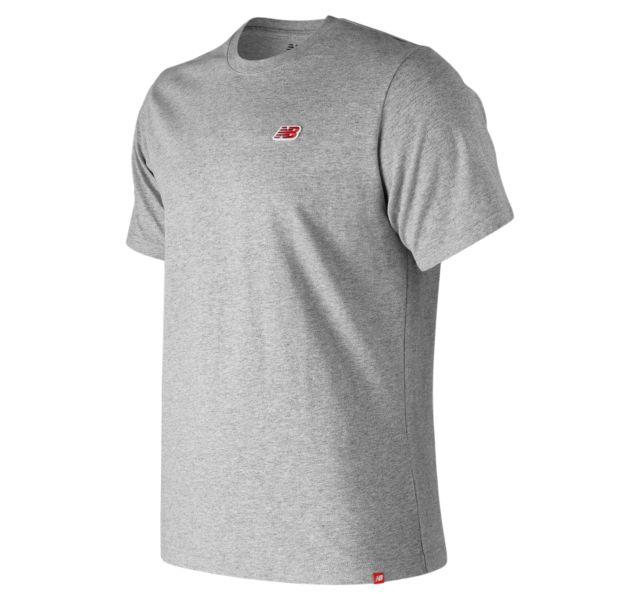 Men's Essentials Short Sleeve Legacy Tee