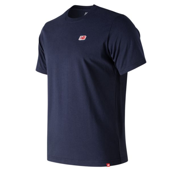 Men's Essentials Short Sleeve Legacy Tee