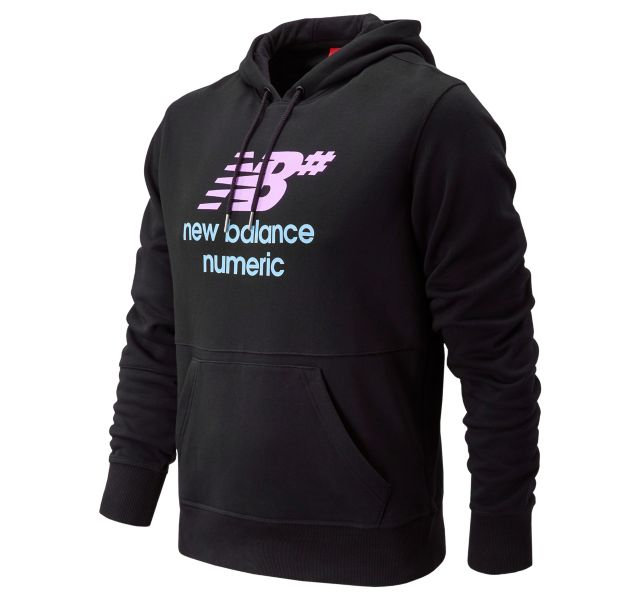 Men's Numeric Stacked Hoodie