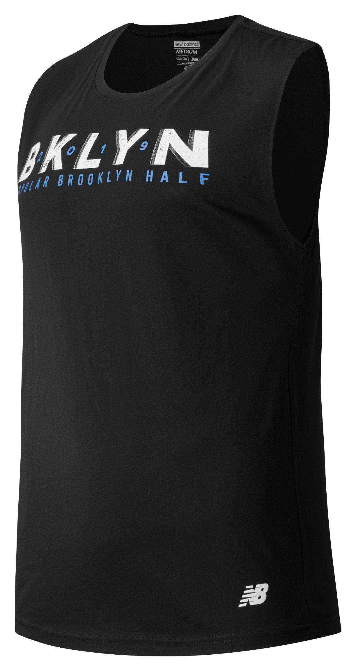 Men's Brooklyn Half 2019 Singlet