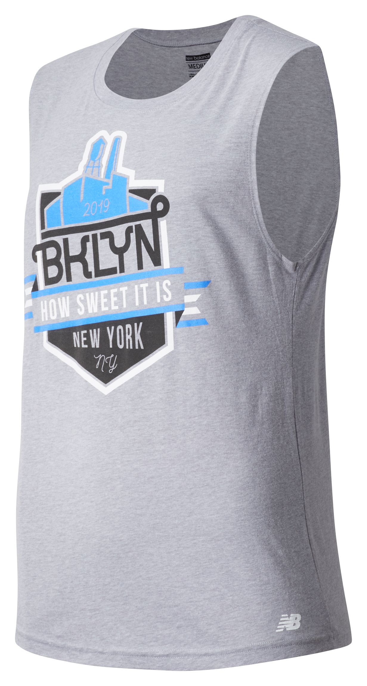 Men's Brooklyn Half How Sweet Singlet