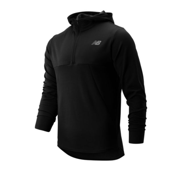Men's Tenacity Hooded QTR Zip