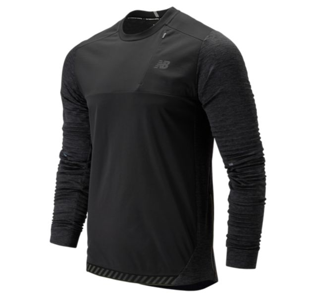 Men's Q Speed Run Crew Pullover