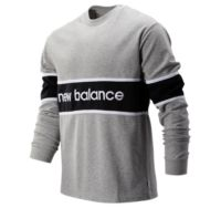 Men's NB Athletics LS Archive Tee
