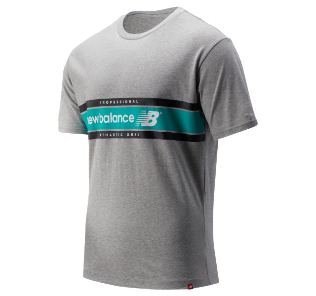 Men's NB Athletics Arc Tee