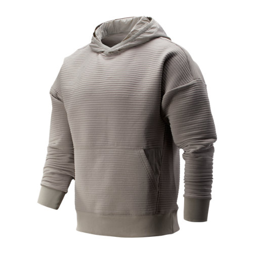 New Balance 93529 Men's Sport Style Select Heatloft Pullover - Grey (MT93529WAC)