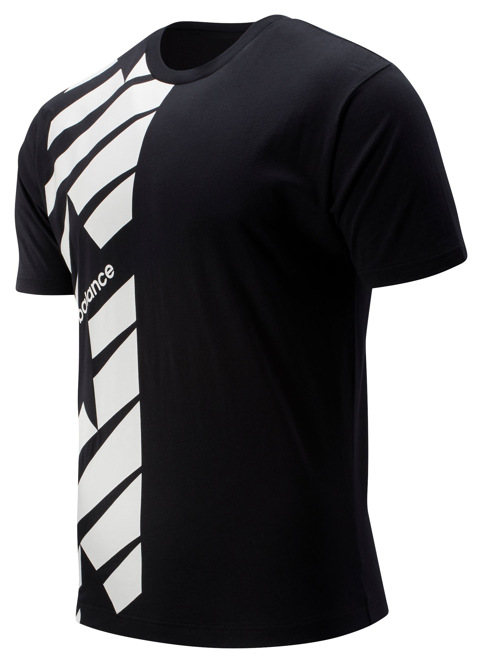 *Markdown*  Men's NB Athletics Point Tee