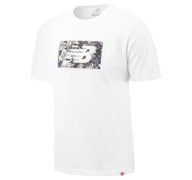 Men's NB Numeric All Coasts Floral Tee