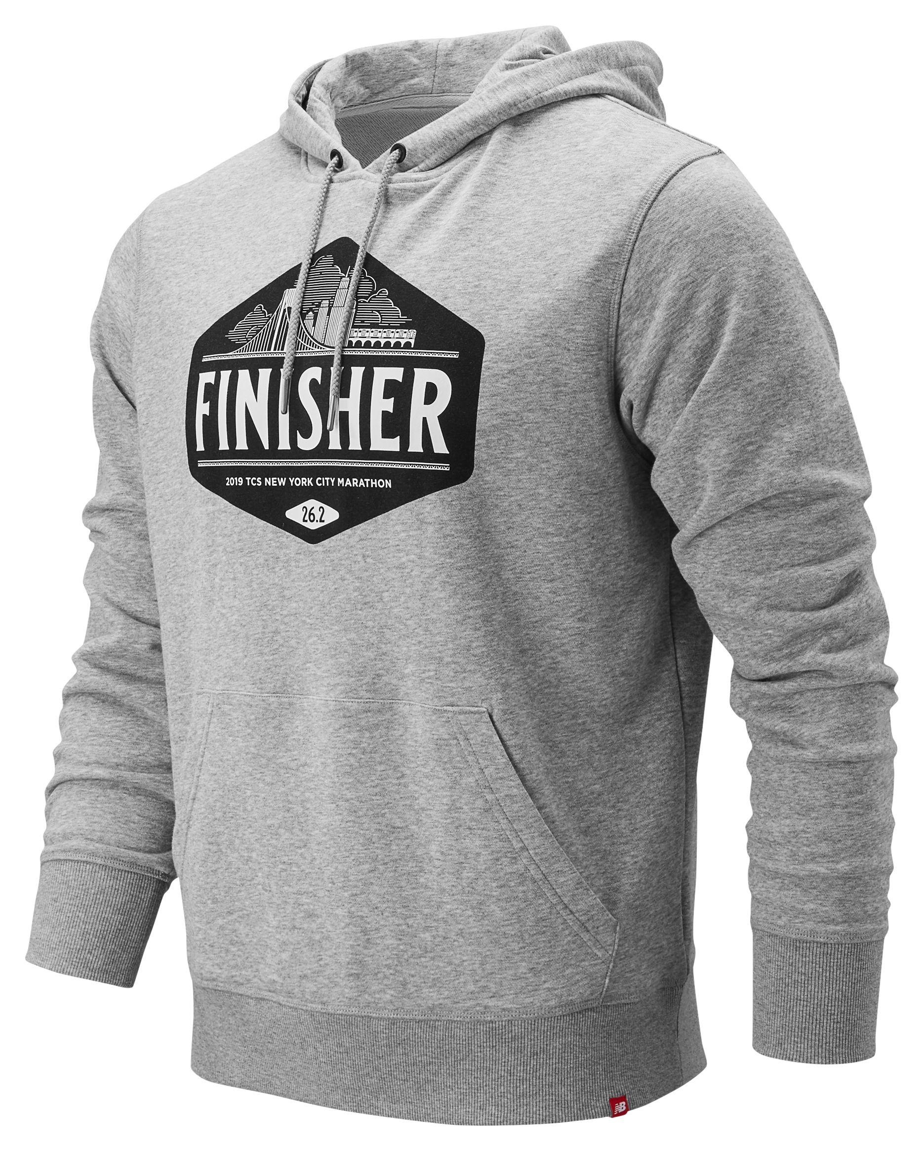 Men's 2019 NYC Marathon Finisher Hoodie