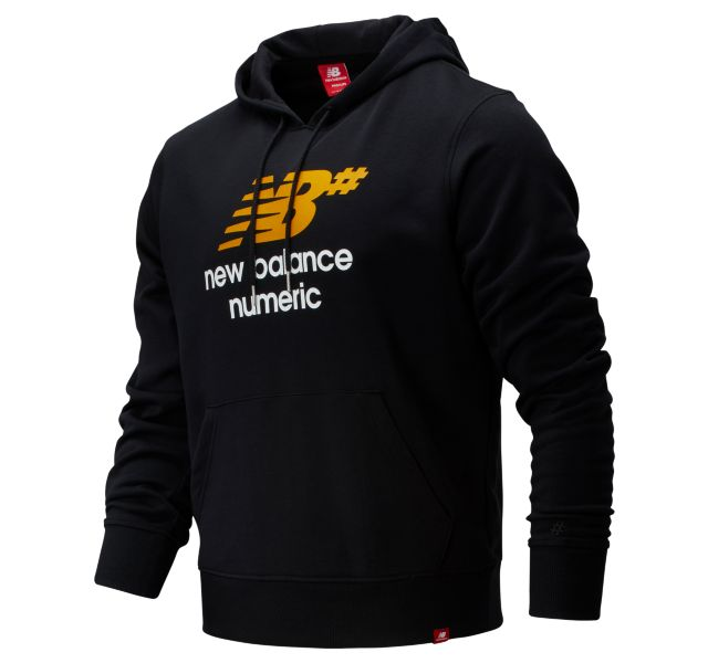 Men's NB Numeric Logo Stacked Hoodie