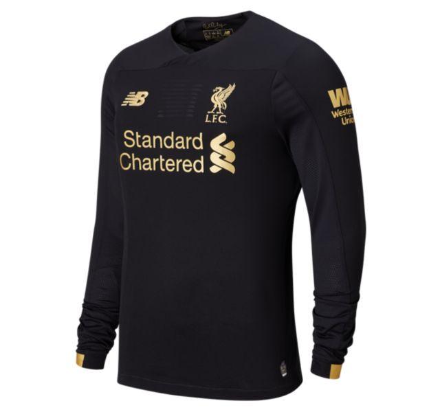 Men's Liverpool FC Home GK LS Jersey