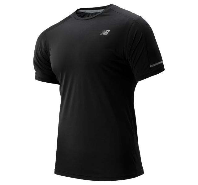 Men's Core Run SS T Solid