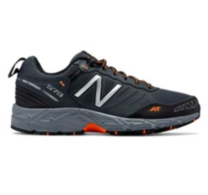 Men New Balance Grey Orange sale Events