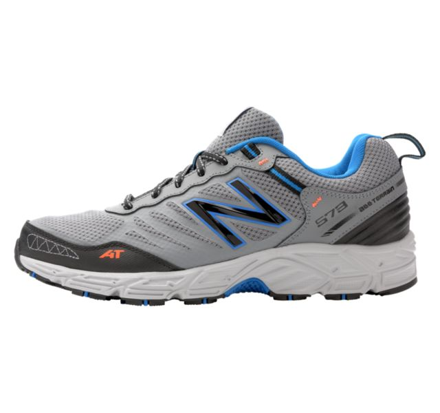 New Balance 573 Men's & Women's Running Shoes (Grey)
