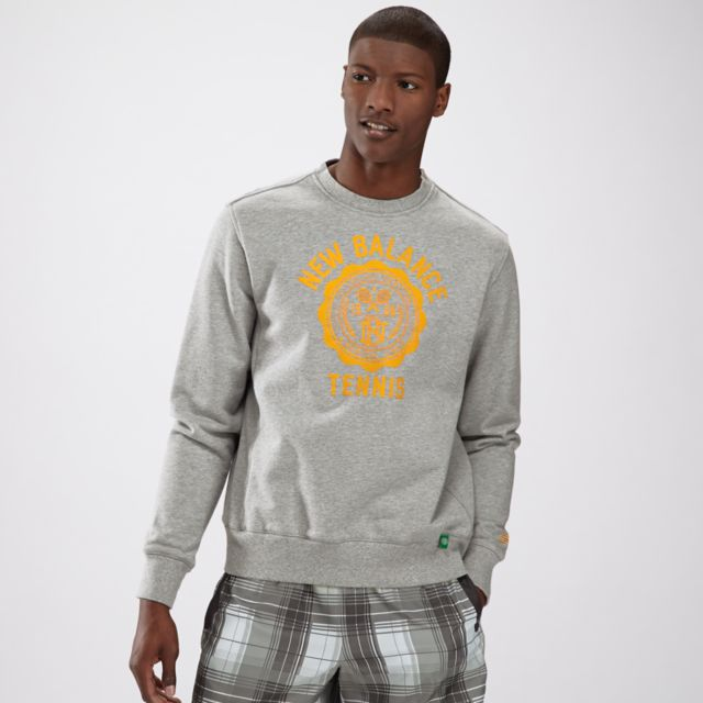 Mens Bookstore Crewneck Sweatshirt