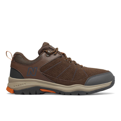 1201 Men's Trail Walking Shoes - Brown/Black (MW1201AD)