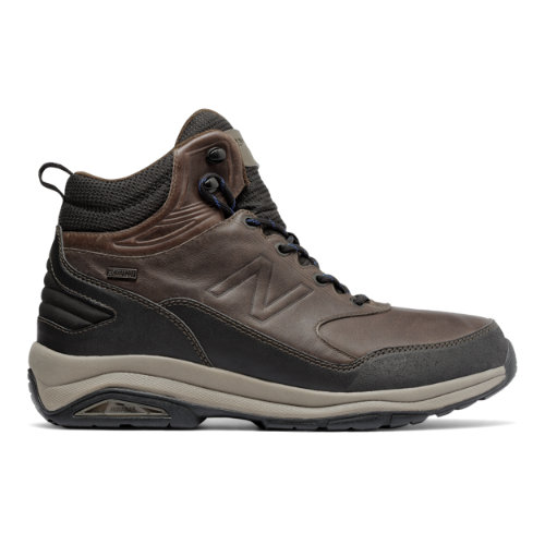 1400 Men's Trail Walking Shoes - Brown (MW1400DB)