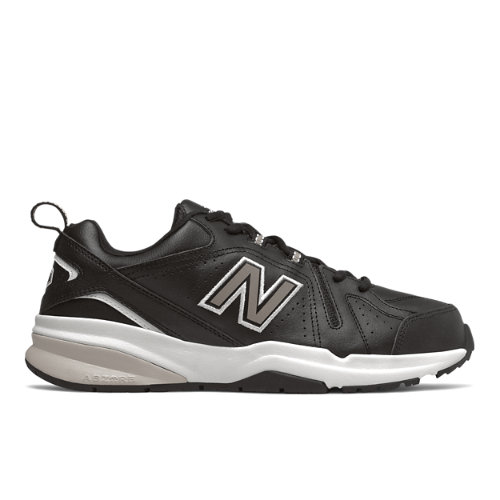 608v5 Men's Everyday Trainers Shoes - Black/White (MX608RB5)