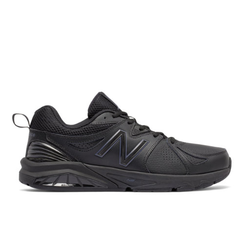 857v2 Men's Everyday Trainers Shoes - Black (MX857AB2)