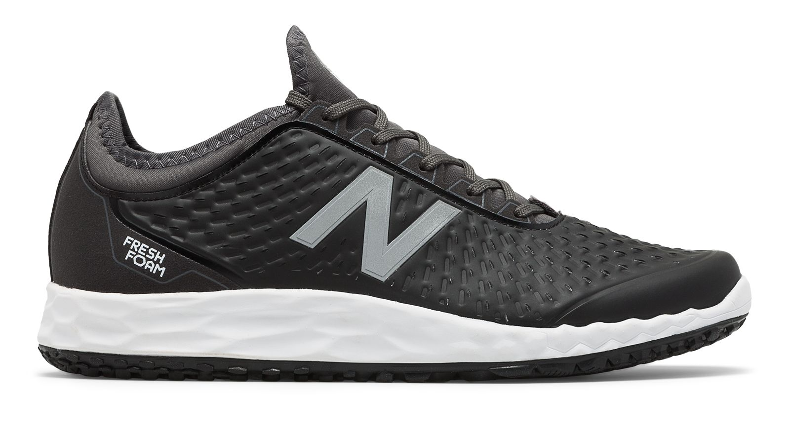 477f1710d New Balance Male Men s Fresh Foam Vaadu Comfort Adult Black With ...