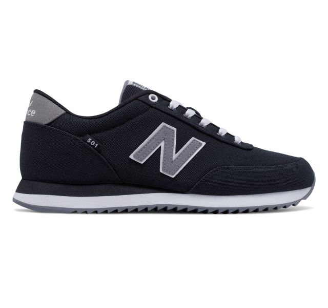 Mens New Balance Classics MZ501 Suede Blue Casual Shoes Z90160