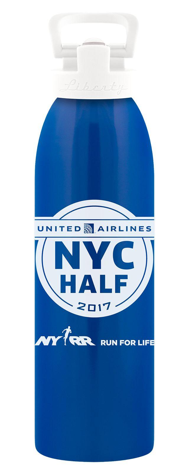 United NYC Half Waterbottle