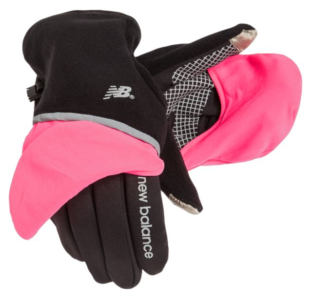 Competitor Convertible Touch Glove