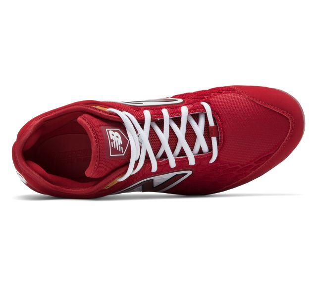 Low-Cut Fresh Foam 3000v4 TPU Baseball Cleat Cardinal Red