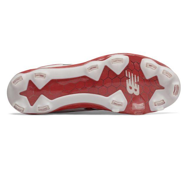Low-Cut Fresh Foam 3000v4 TPU Baseball Cleat Red