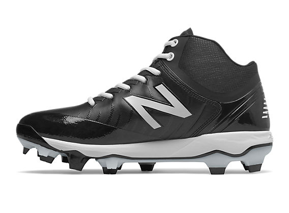 Mid-Cut 4040v5 TPU Molded Cleat , Black