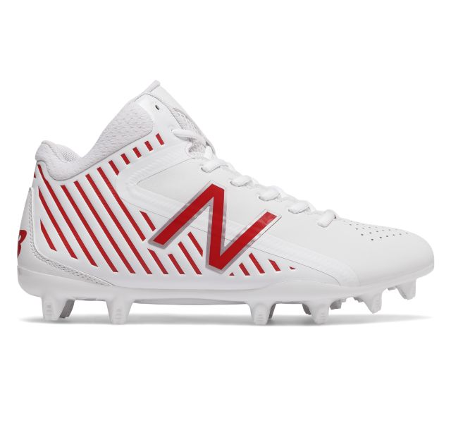Men's Mid-Cut RushLX Lacrosse Cleat