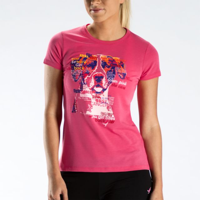 Womens Lace Up Bites Tee