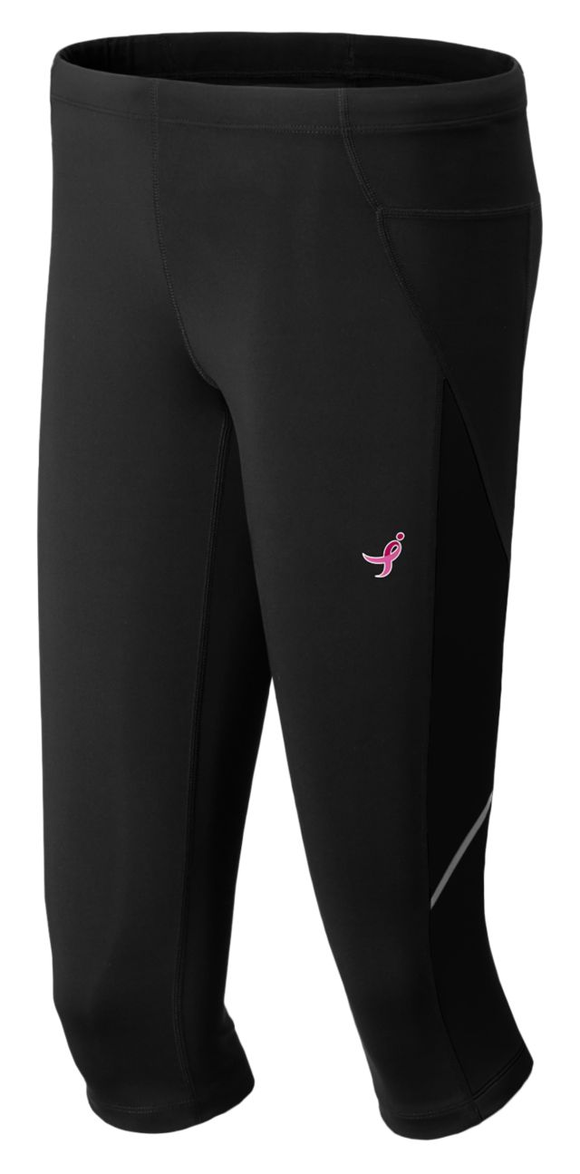 Pink Ribbon Accelerate Capri