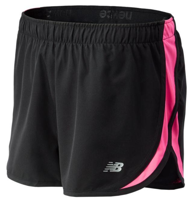 Pink Ribbon 2.5in Shorts