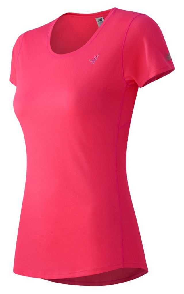 Pink Ribbon Accelerate Tee
