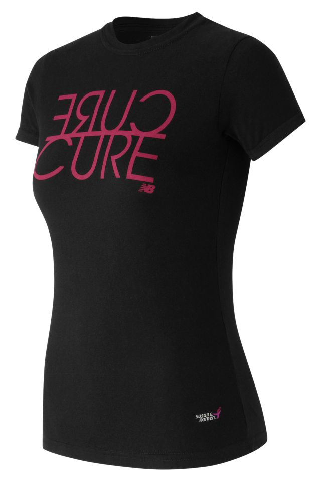 Pink Ribbon Cure Tee