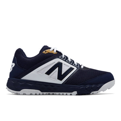 Fresh Foam 3000v4 Turf Men's Cleats and Turf Shoes - Navy/White (T3000TN4)