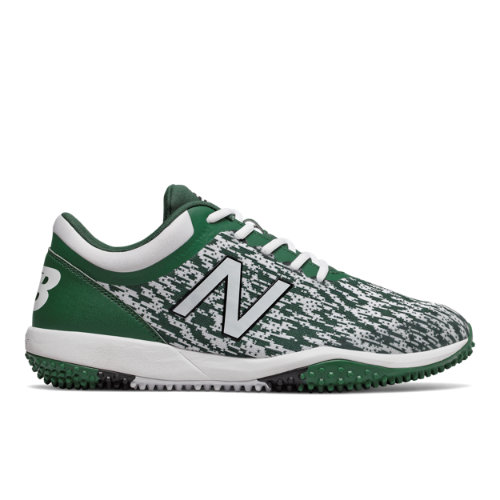 4040v5 Turf Men's Cleats and Turf Shoes - Green/White (T4040TF5)