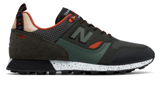 Men's Trailbuster Re-Engineered Textile