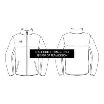Achieve Warmup Jacket