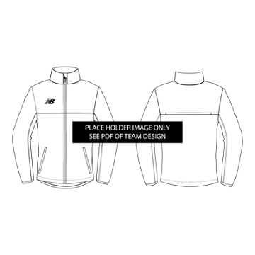 Achieve Warm Up Jacket