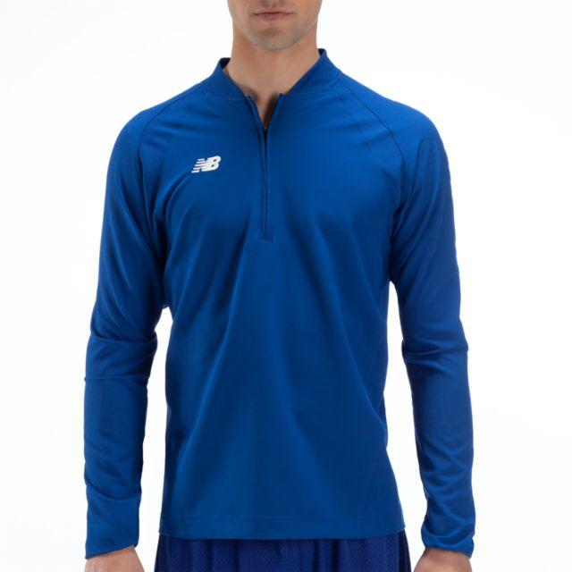Mens High Heat Half Zip Jacket