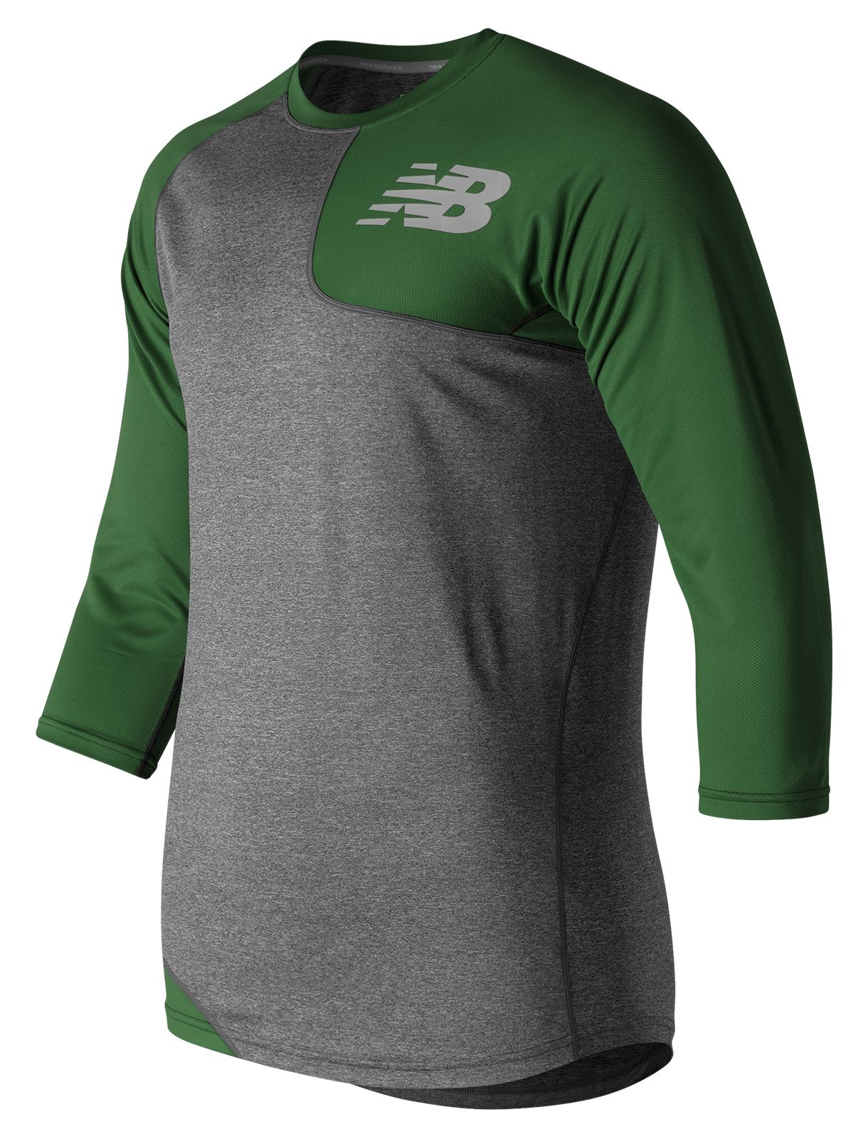 Men's Baseball Asym Base Layer Left