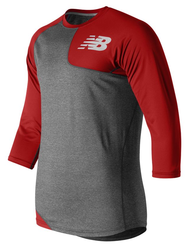 Baseball Asym Base Layer Left