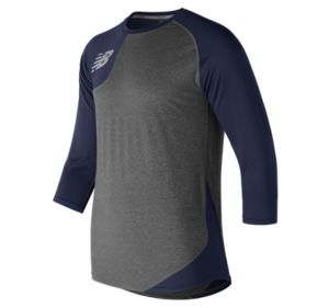 Baseball Asym Base Layer Right Men's Performance Long Sleeve