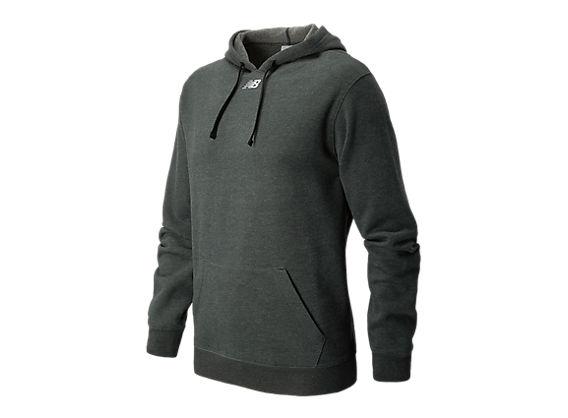 NB Sweatshirt, Black Heather with Black image number 0