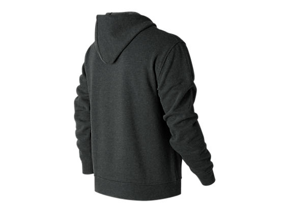 NB Sweatshirt, Black Heather with Black image number 1