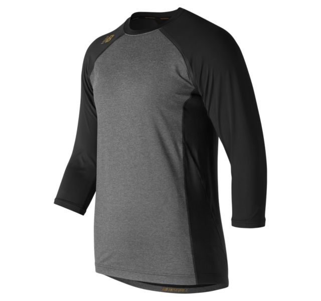 Men's 4040 Bold and Gold Compression Top